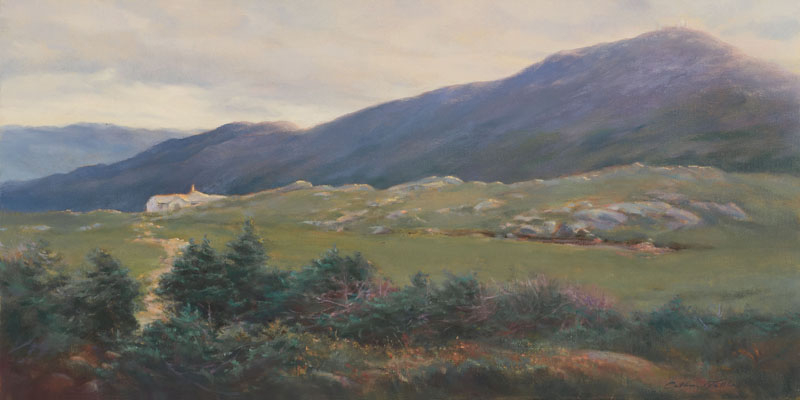 Catherine Tuttle New England Paintings Mcgowan Fine Art