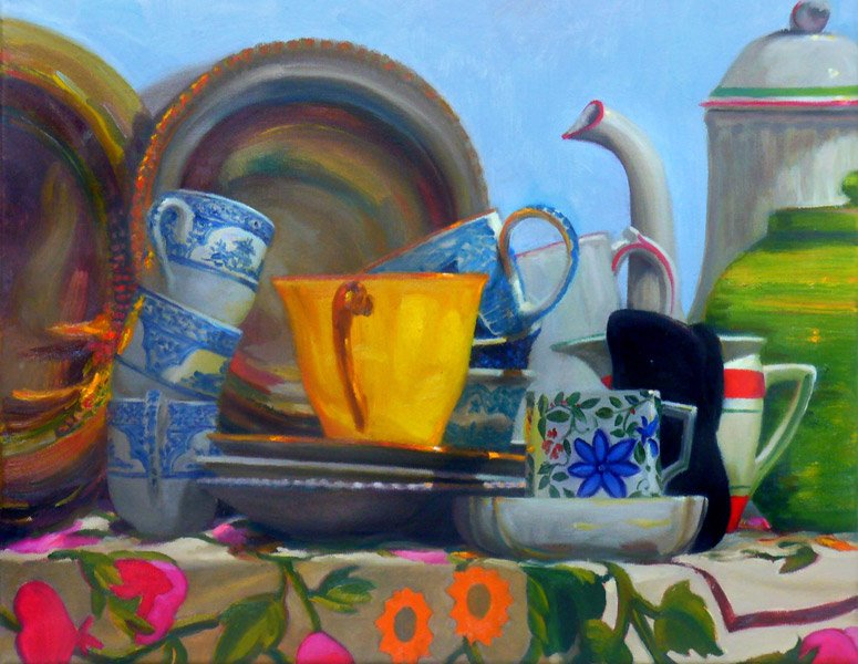 ted arnold paintings at mcgowan fine art